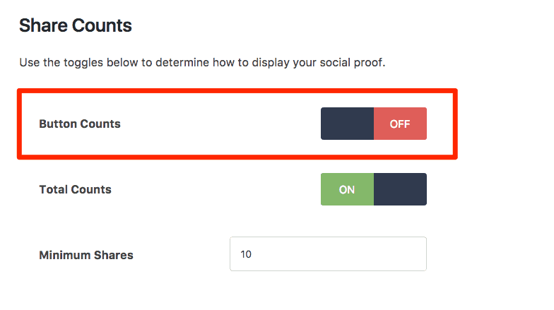 Adjusting the Settings in the Social Warfare plugin