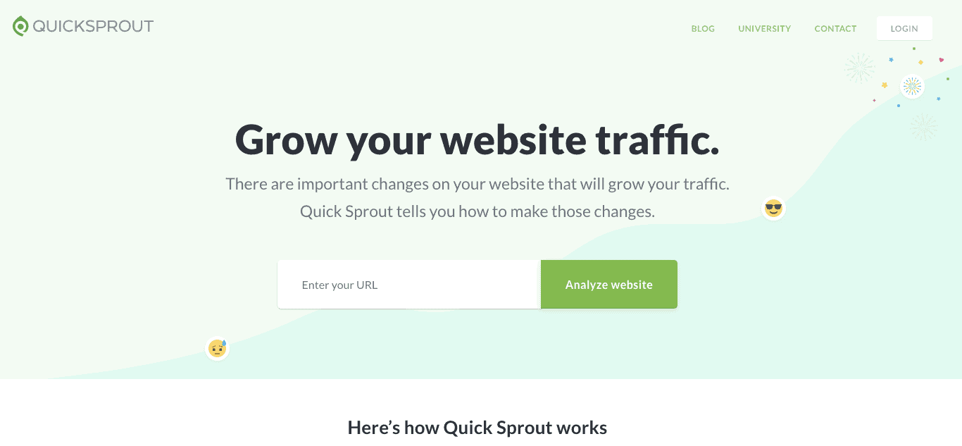 www.quicksprout.com