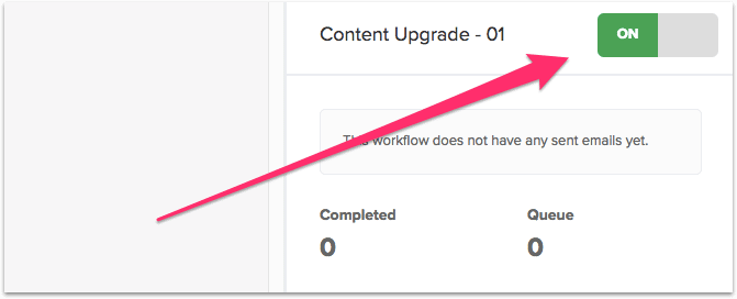 deliver content upgrades