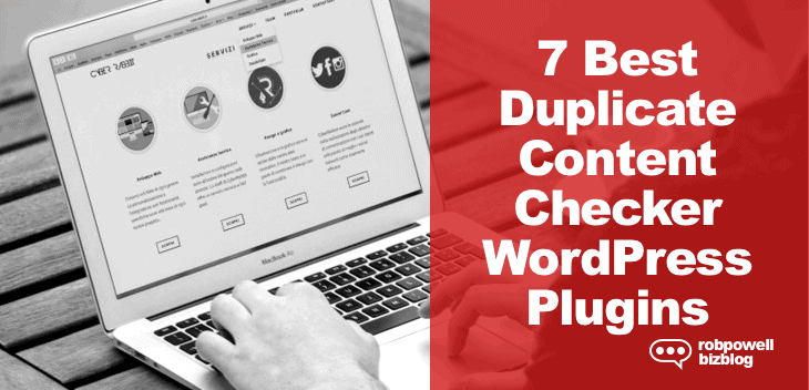 duplicate content checker WordPress plugin