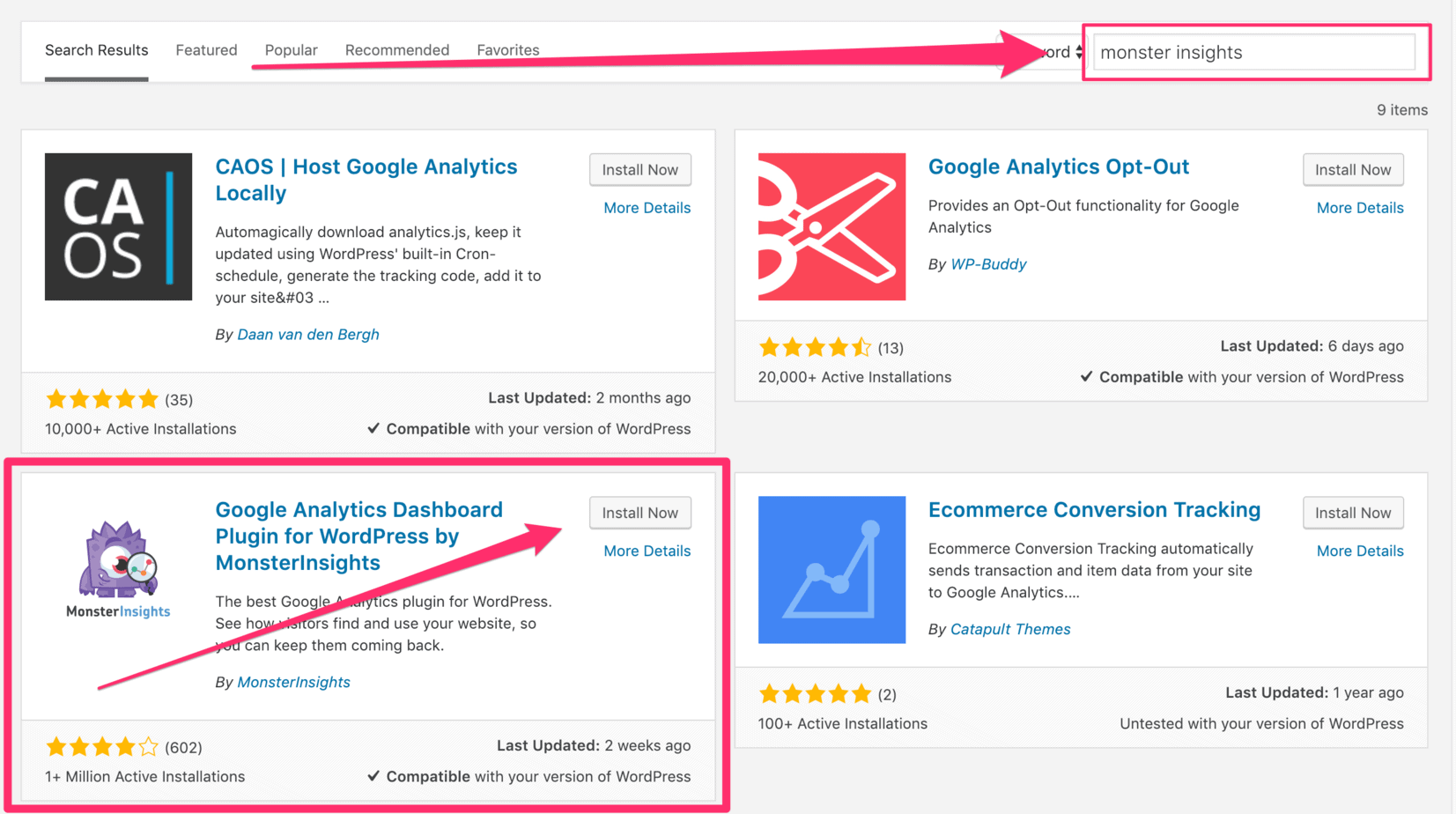 how to paste tracking code for google analytics