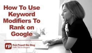 use keyword modifiers