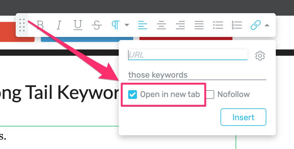 open links in new tab