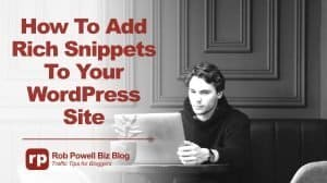add rich snippets to wordpress