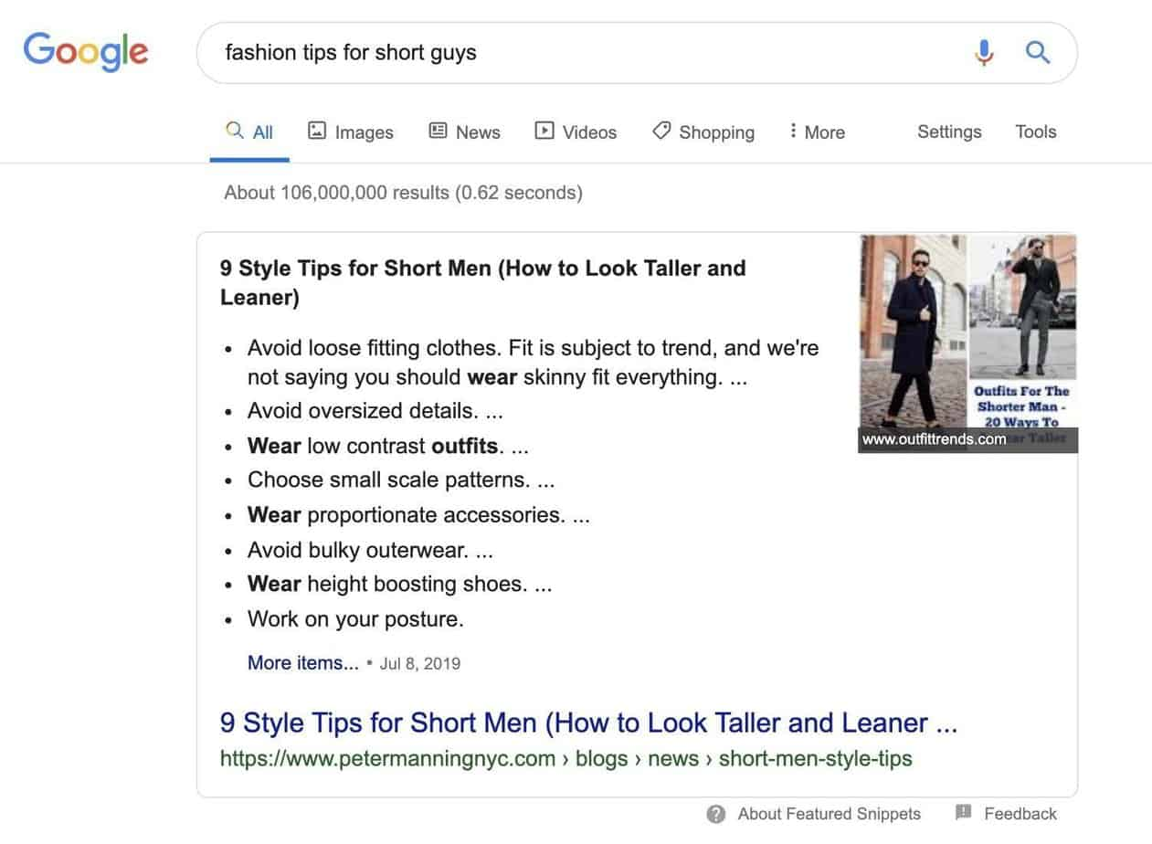 fashion tips for short guys