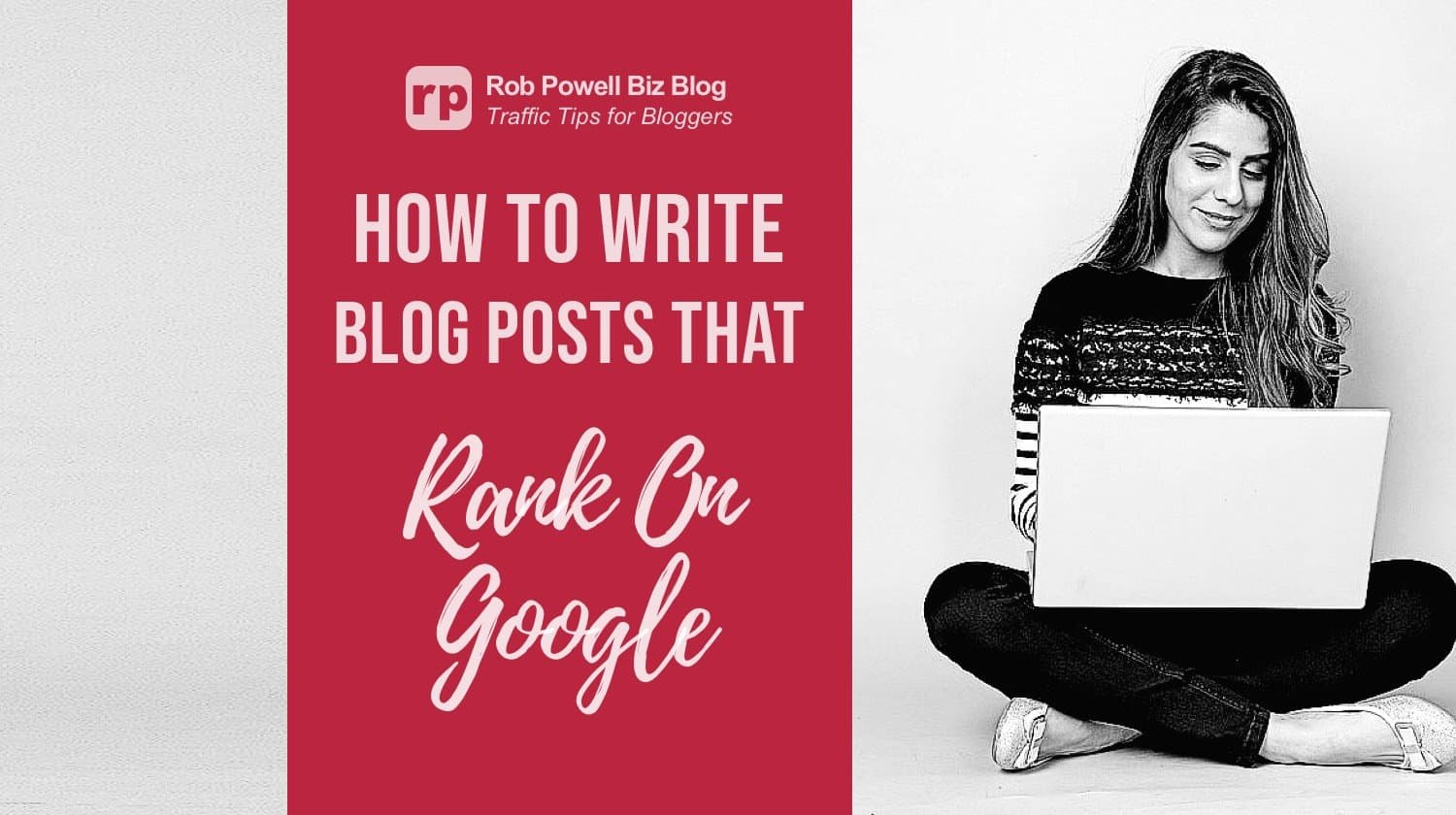 write blog posts