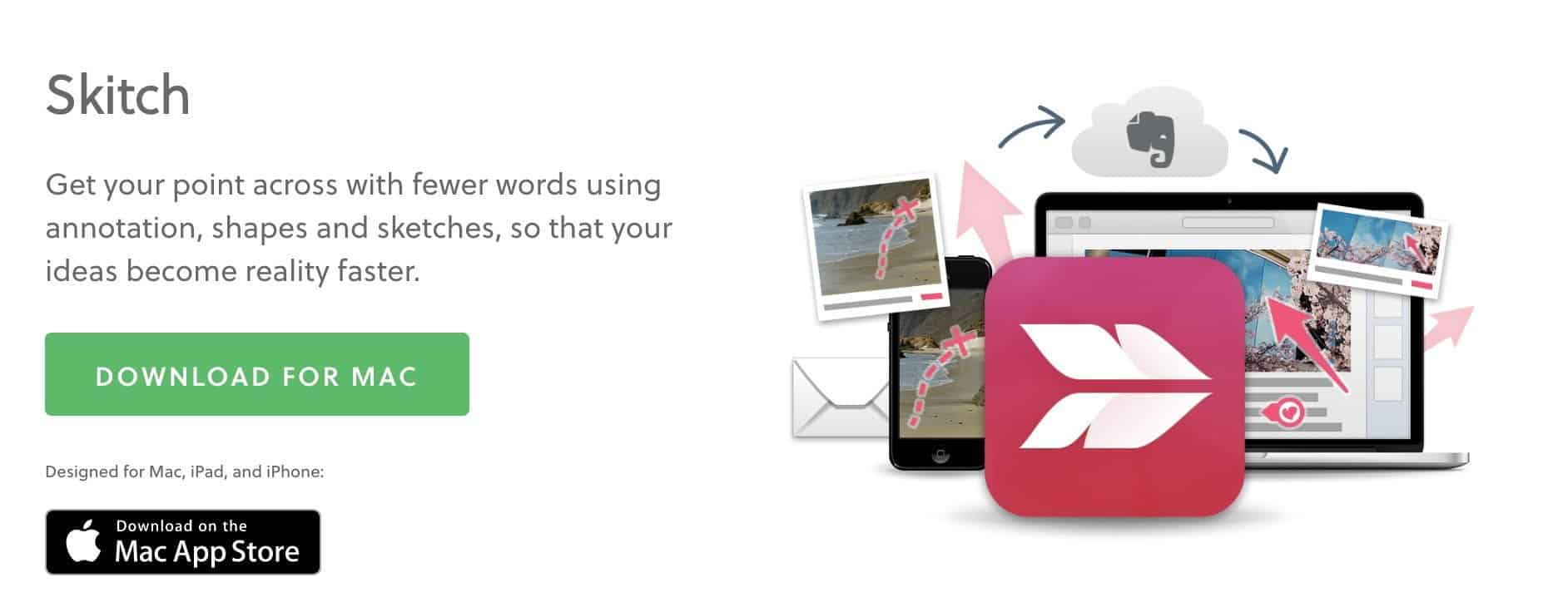skitch by evernote