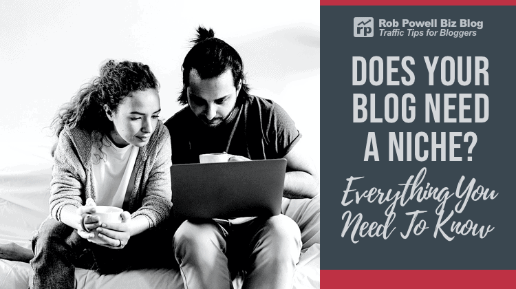 does your blog need a niche