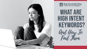 high intent keywords