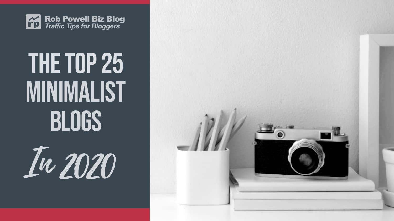 top minimalist blogs