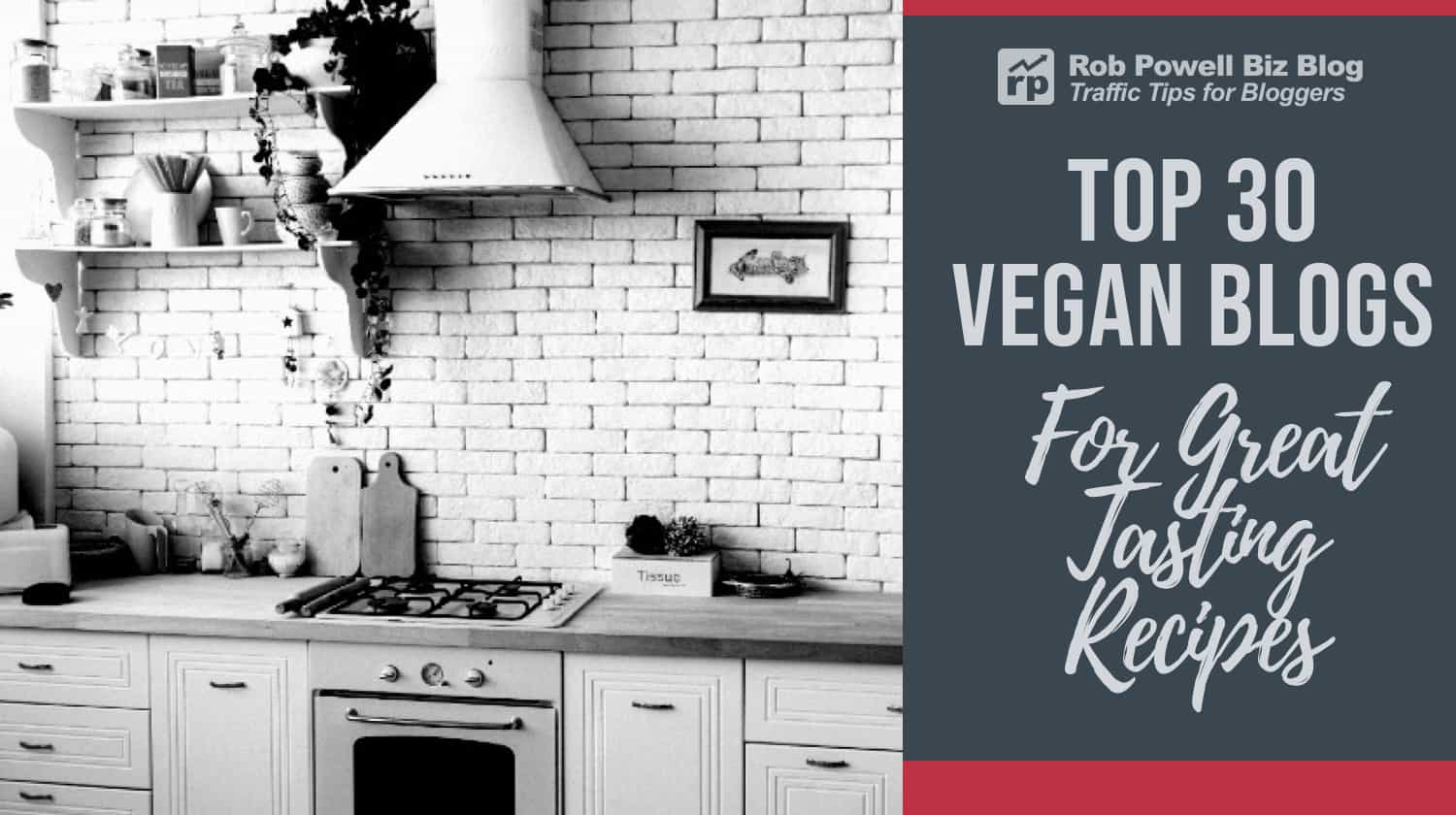 top 30 vegan blogs