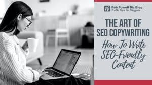 art of SEO copywriting