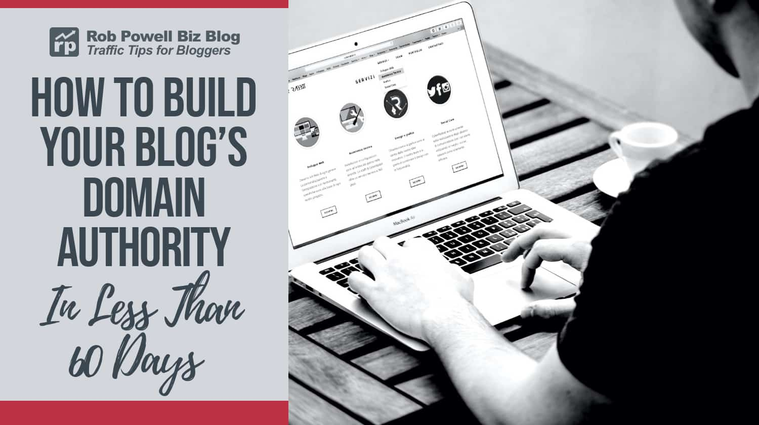build your blog's domain authority
