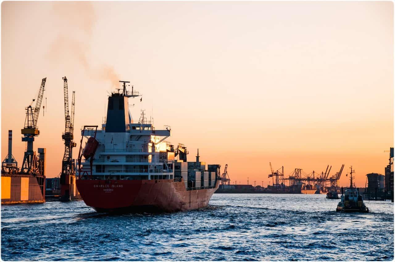 shipping & logistics - global pandemic