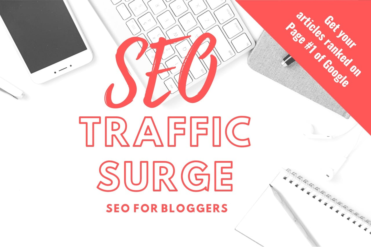 seo traffic surge