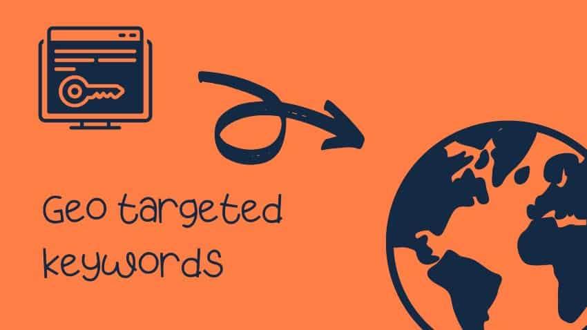 geo-targeted keywords