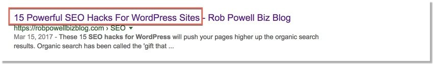 tips for increasing your Click-Through Rate