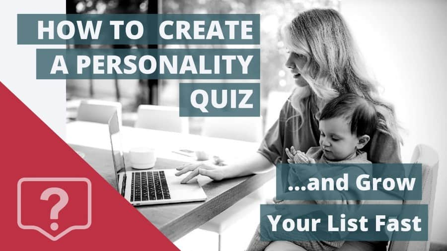 create a personality quiz with Interact