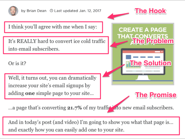 blog post intro - the hook