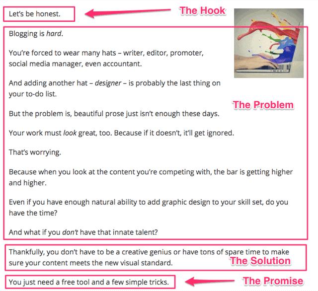 glob post intro formula
