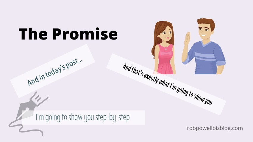 blog intro - the promise