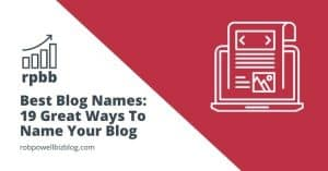 best blog names - how to name your blog