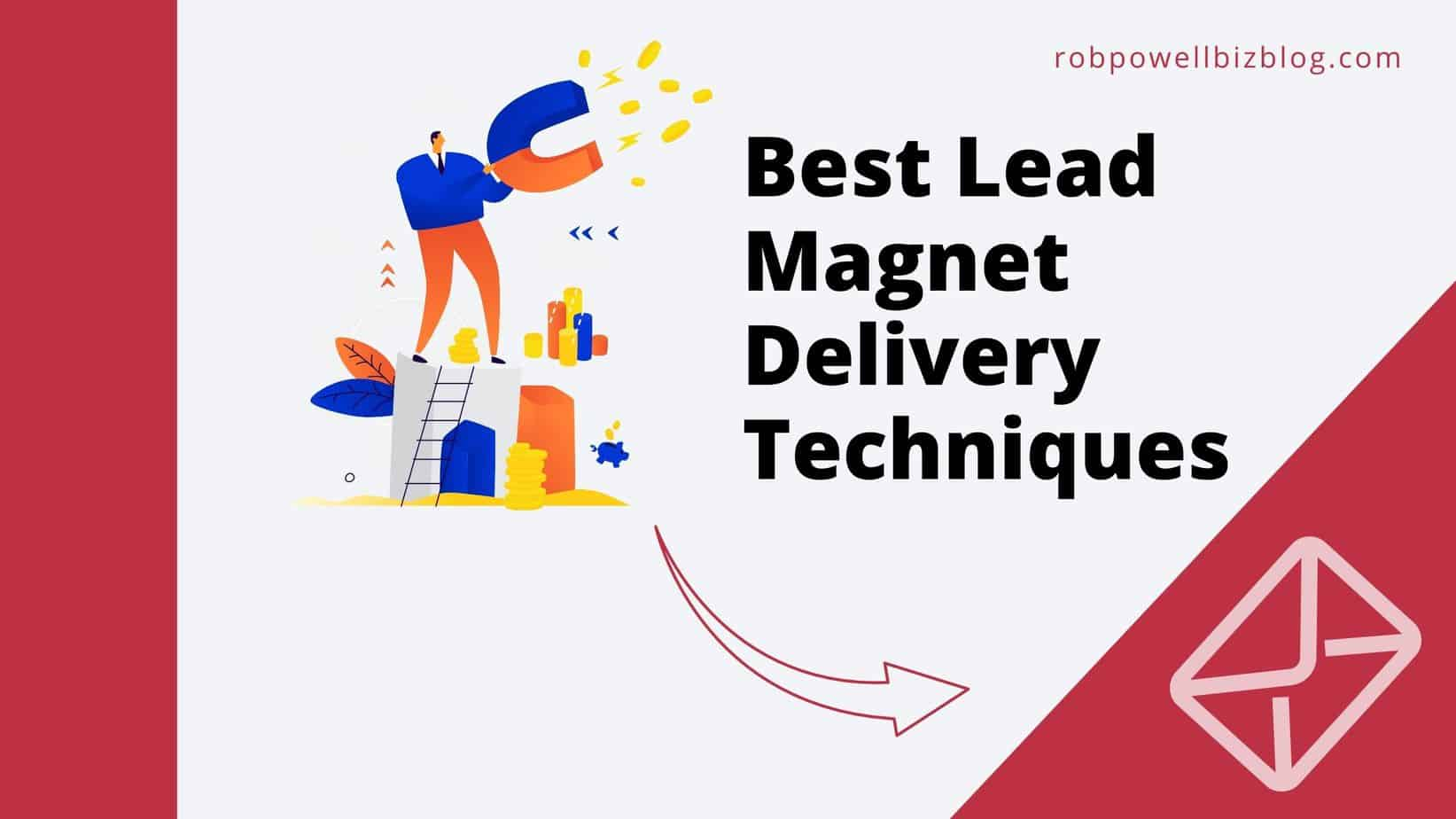 lead magnet delivery