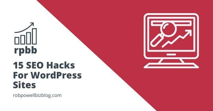 seo hacks for wordpress sites