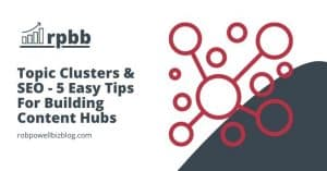 topic clusters and SEO